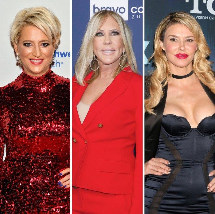 Dorinda Medley, Vicki Gunvalson, Brandi Glanville y más 'amas de casa' regresan