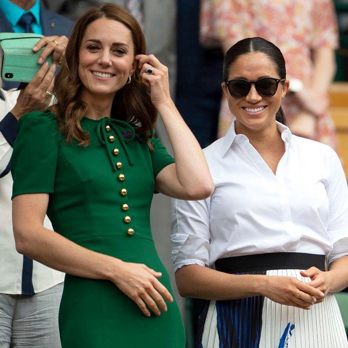 La duquesa Kate podría unirse a la iniciativa 40x40 de Meghan Markle, dice un experto