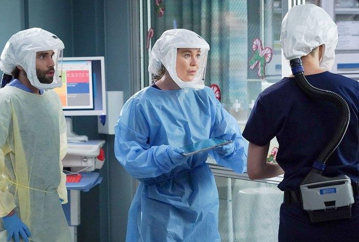 Ellen Pompeo no desea volver a actuar después de su tiempo Greys Anatomy