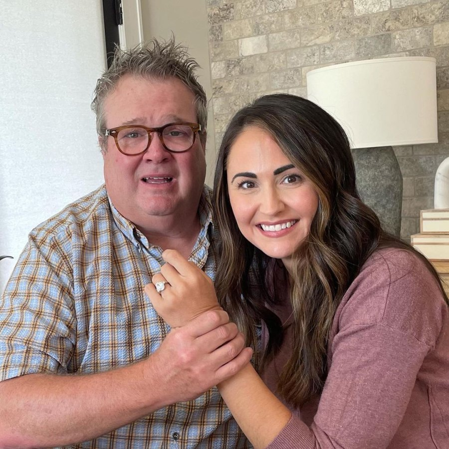 Eric Stonestreet Is Engaged to Lindsay Schweitzer See Ring