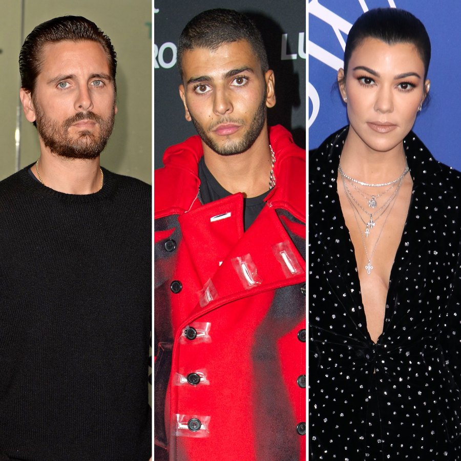 Every Time Scott Disick and Younes Bendjima Have Shaded Each Other Because of Kourtney Kardashian