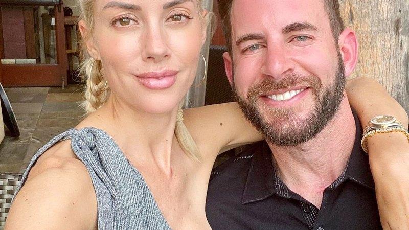 Tarek El Moussa and Heather Rae Young 'Over Budget' for Wedding, Honeymoon
