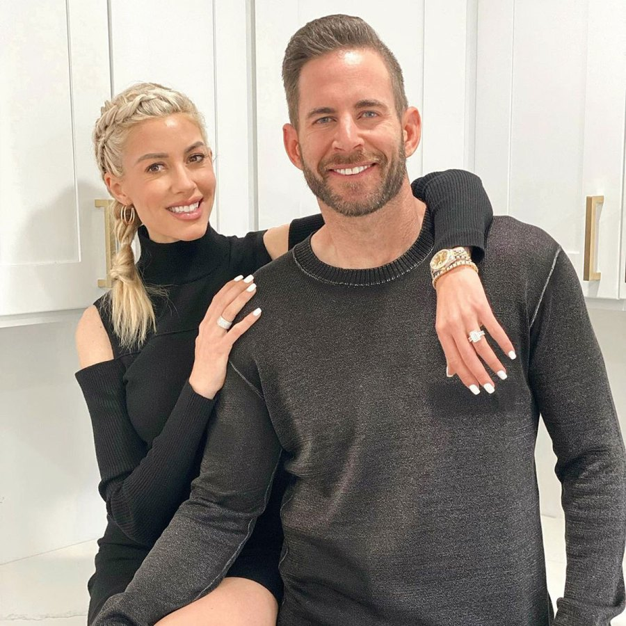 Everything Tarek El Moussa Heather Rae Young Have Said About Their Wedding