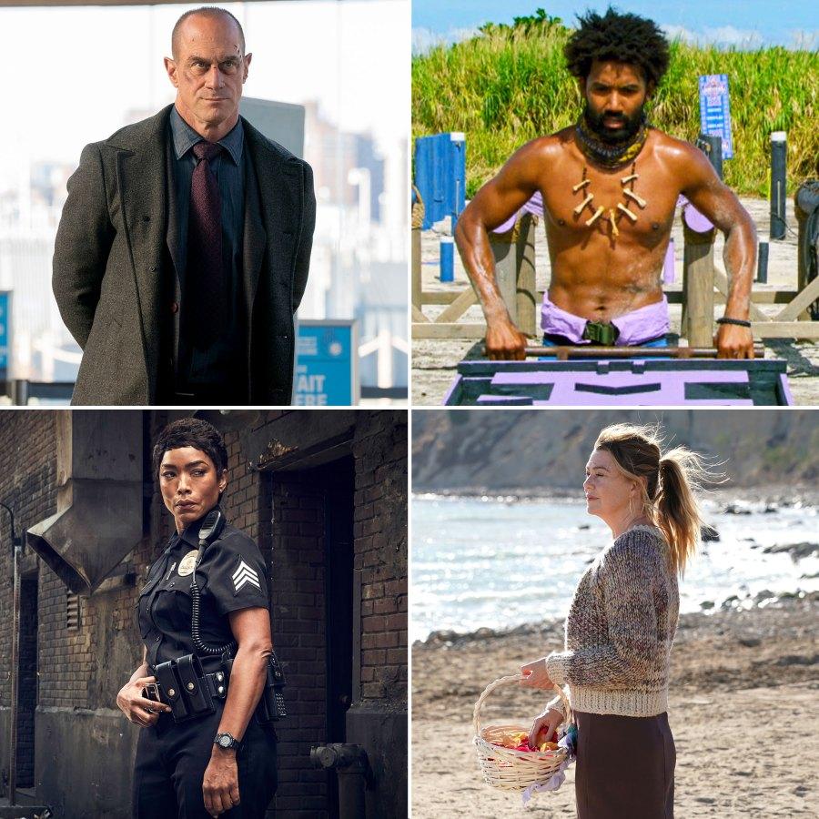 Fall TV Premiere Dates 2021