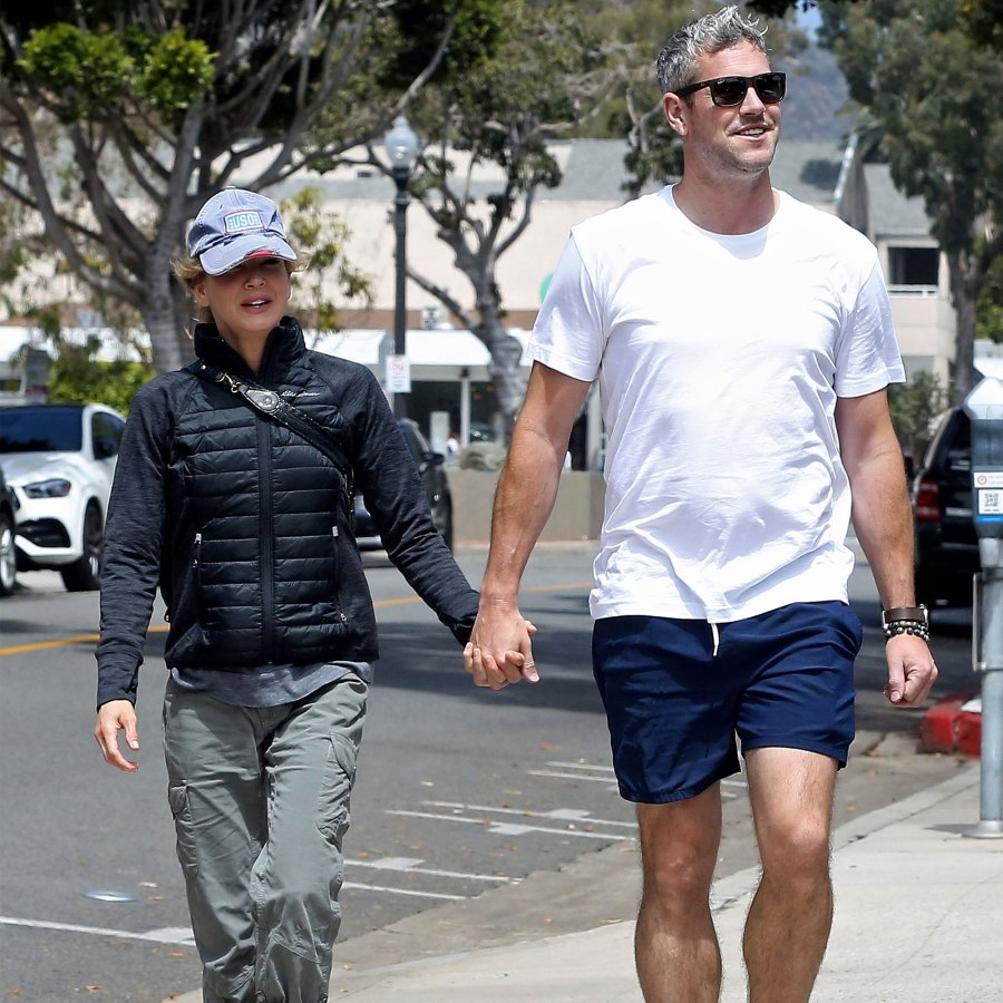 Fit Couple! Renee Zellweger and Ant Anstead Stay Active With Baby Hudson: Photos