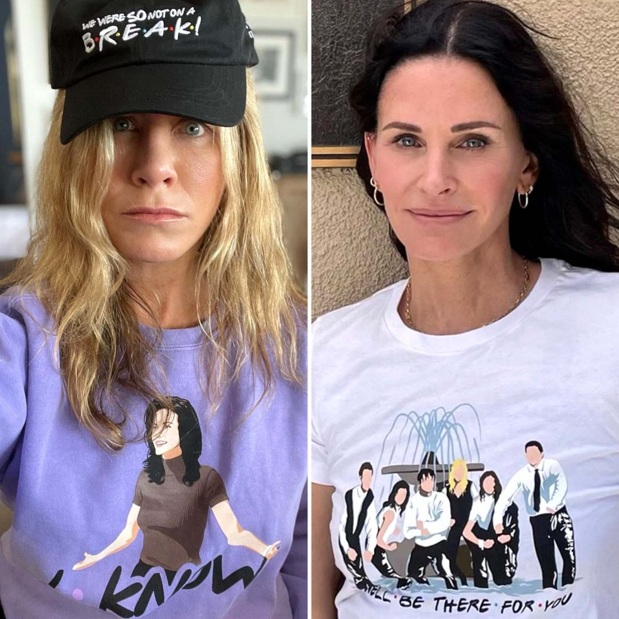 Friends Cast Just Dropped Their First Ever Merch Here's How Shop