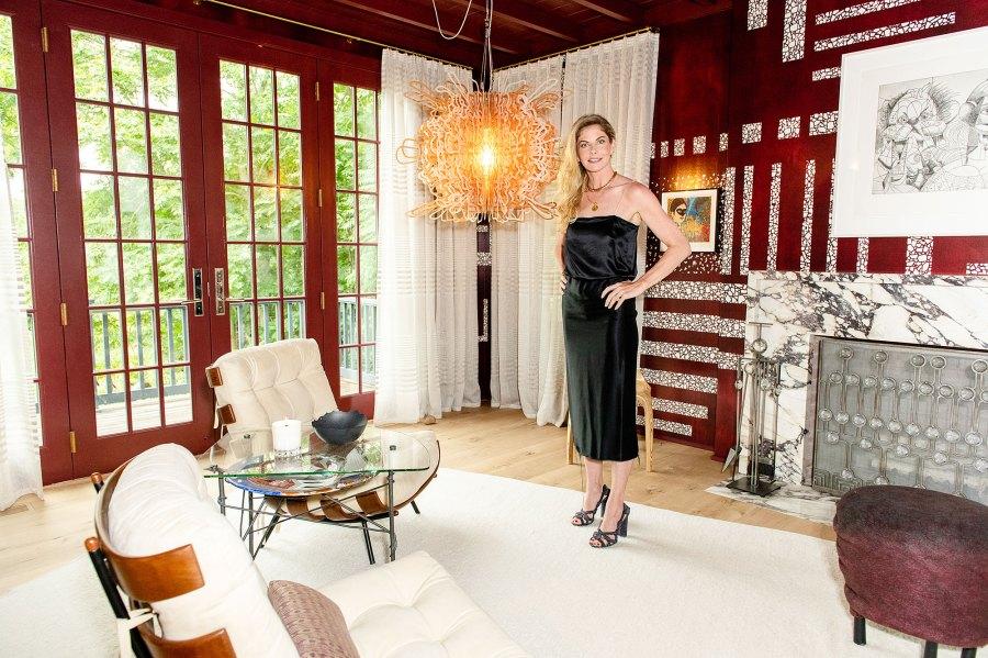 Galerie House Art Design Kicks Off Hamptons With Anne Heche Sara Story Interior Design