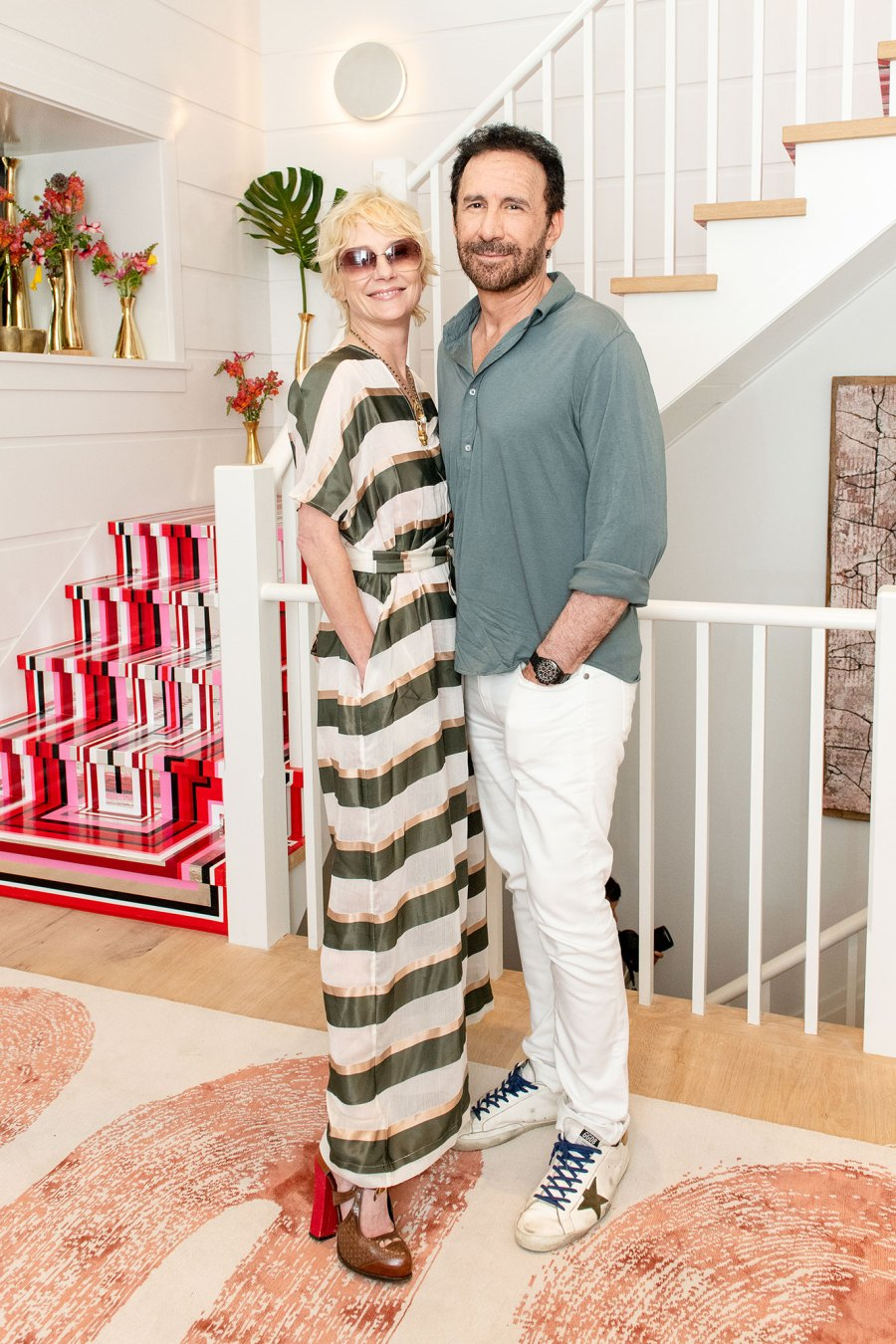 Galerie House Art Design Kicks Off Hamptons With Anne Heche Peter Thomas Roth Interior Design
