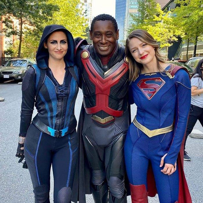 ¡Adiós, 'Supergirl'!  Melissa Benoist comparte conmovedor mensaje después de los acabados de filmación