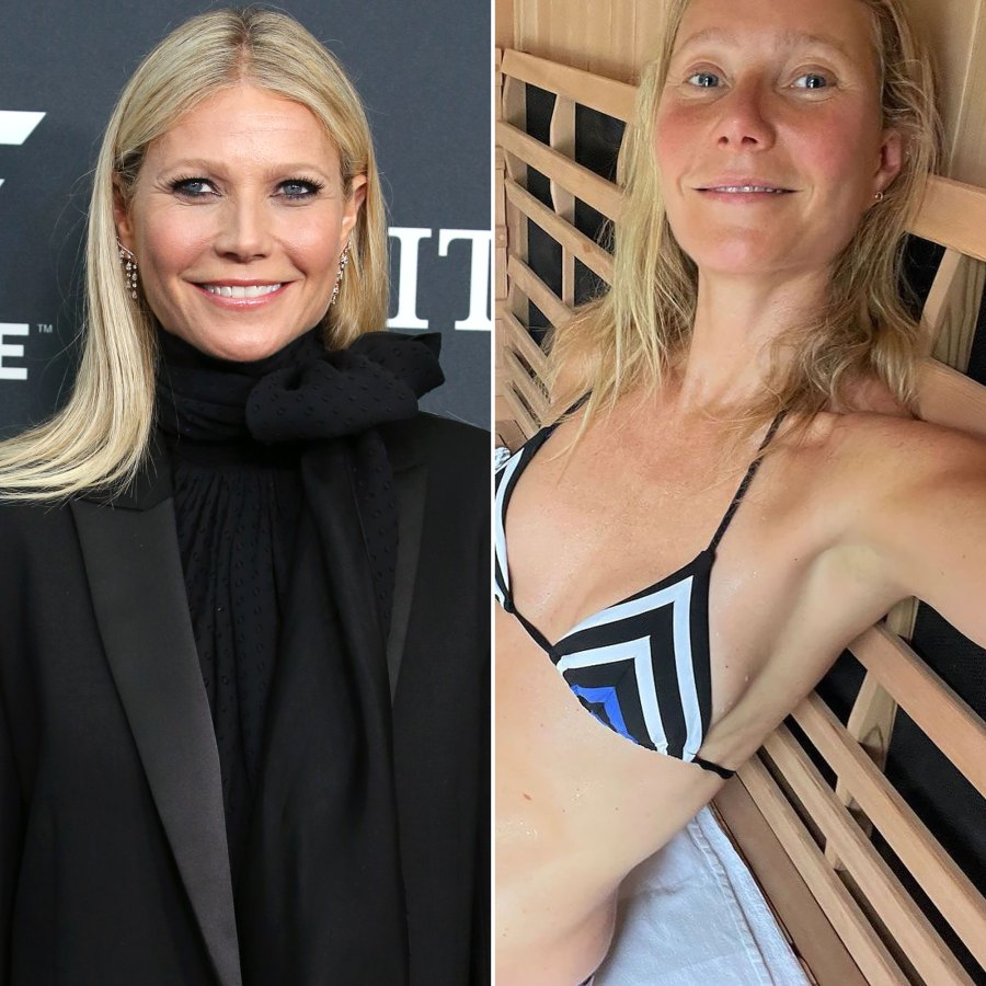 Gwyneth Paltrow's Glowing Complexion Is Thanks to 'Good Food, Great Exercise'