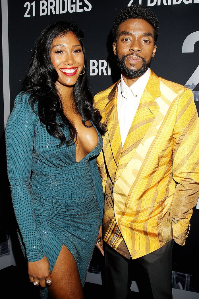 Cómo Chadwick Boseman fue honrado por su esposa Simone durante el evento 'Stand Up to Cancer'