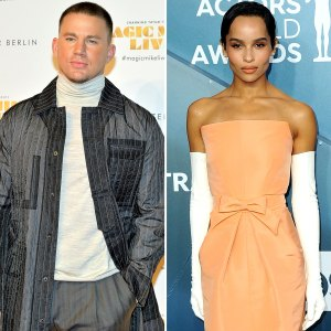 How Channing Tatum Just Made His Love for Zoe Kravitz Clear