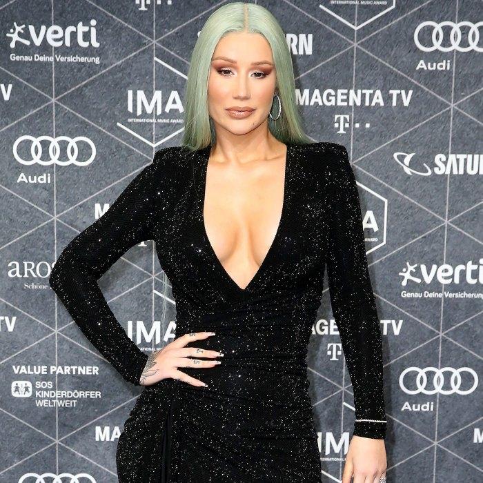 Iggy Azalea está 'Hellbent Focused' en la belleza durante el próximo 'año o dos'