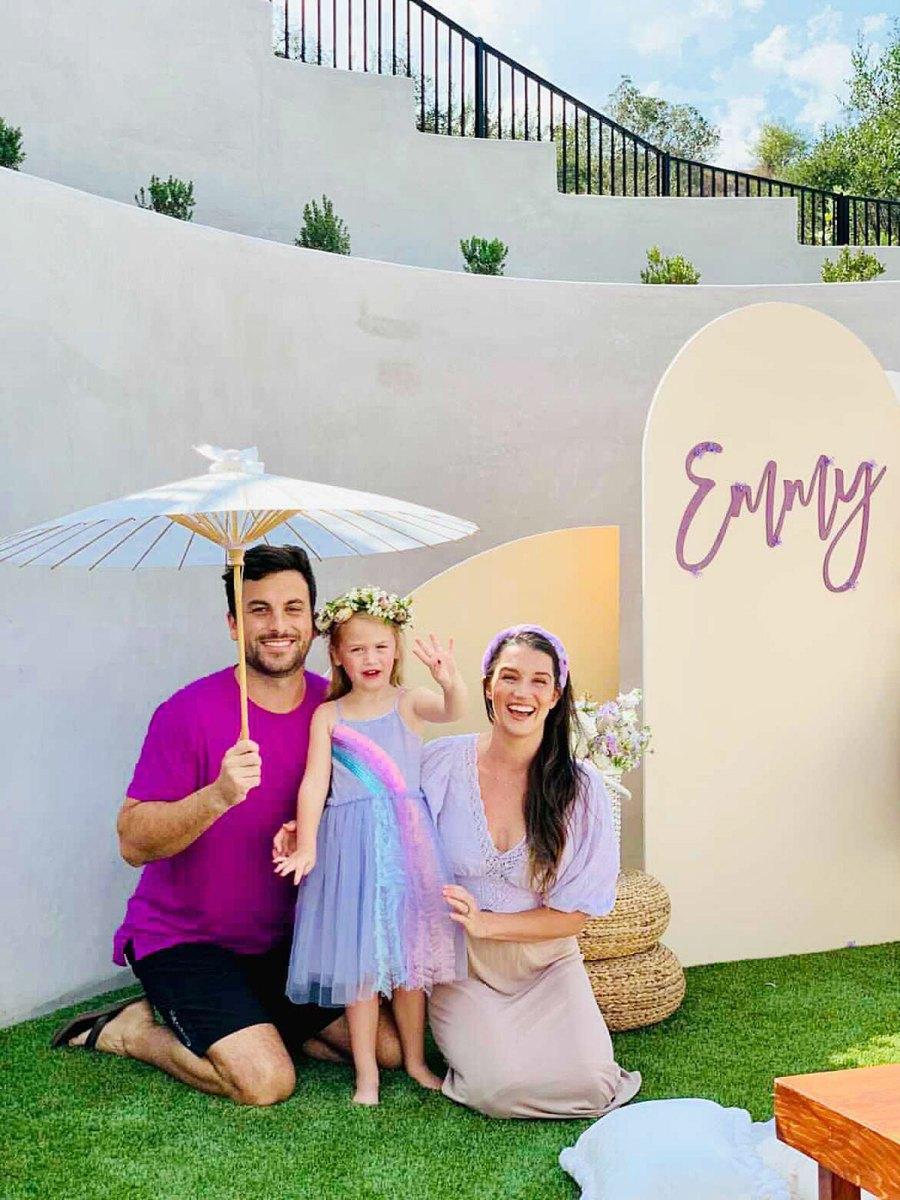 Inside Jade Roper Tanner Tolbert Daughter Emmy 4th Birthday Party