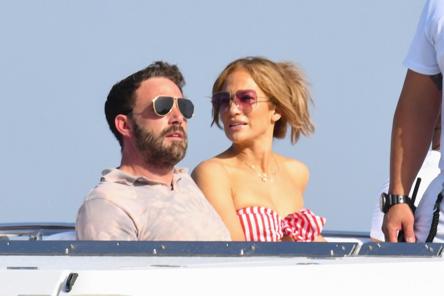 Inside Jennifer Lopez Ben Affleck PDA Filled Mediterranean Getaway Video