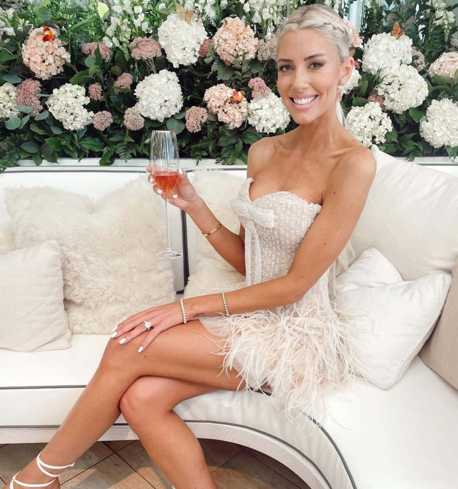 Inside Selling Sunsets Heather Rae Youngs Lavish Bridal Shower Photos