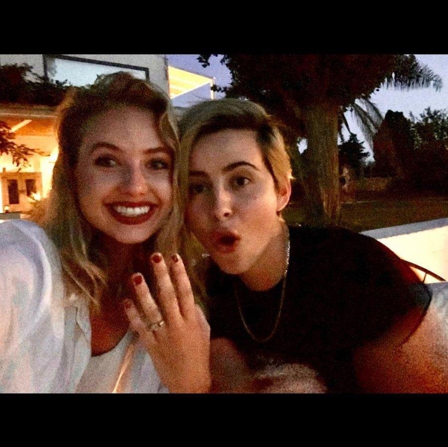 Jacqueline Toboni Is Engaged to Kassandra Clementi