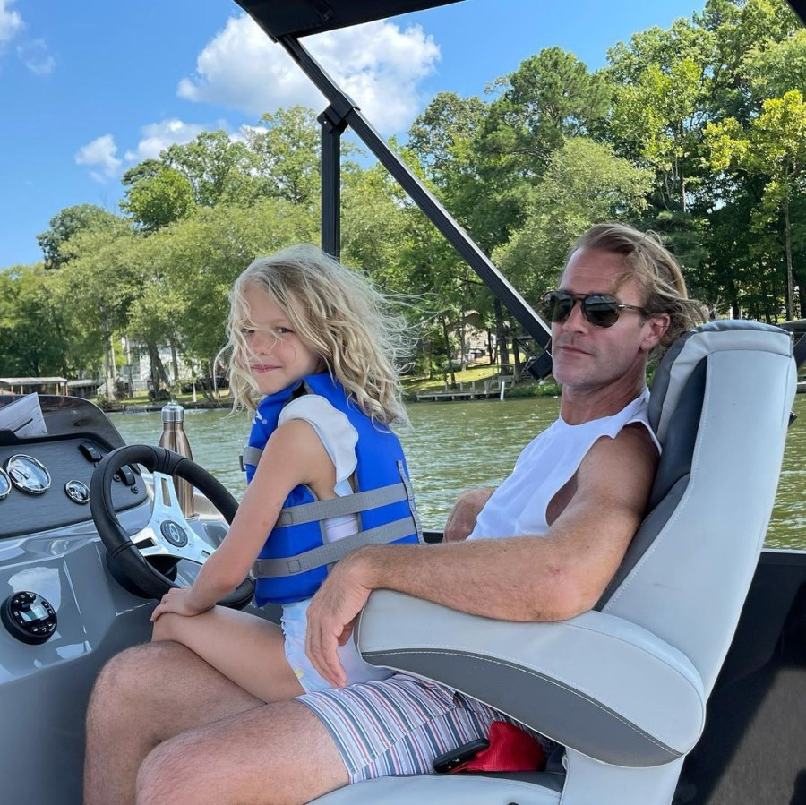 James and Kimberly Van Der Beek's Sweetest Family Pics Behind the Wheel