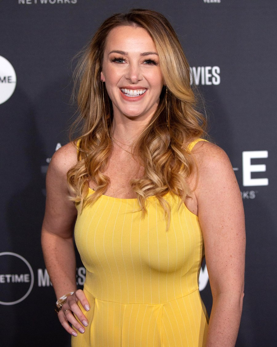 Jamie Otis Ups Downs With Husband Doug From Broken Trust Therapy Yellow Dress