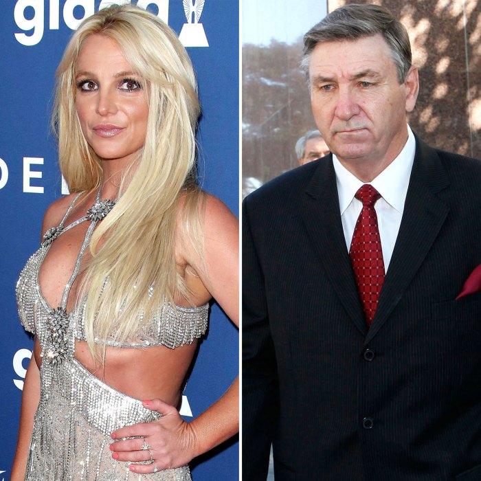 Jamie Spears oficialmente nombrado conservador de la propiedad de Britney Spears