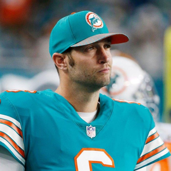 Jay Cutler afirma que lo sacaron del uniforme de Uber Eats Ad Miami Dolphins