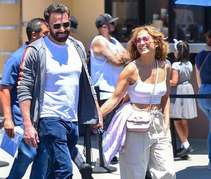 Jennifer Lopez y Ben Affleck están considerando seriamente Eloping 2