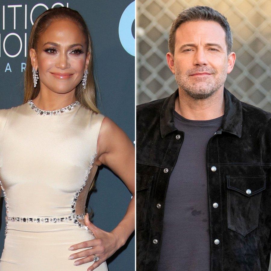 Jennifer Lopez and Ben Affleck Enjoy a Night Out