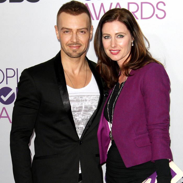 Joey Lawrence Is Engaged to Samantha Cope Amid Chandie Lawrence Divorce
