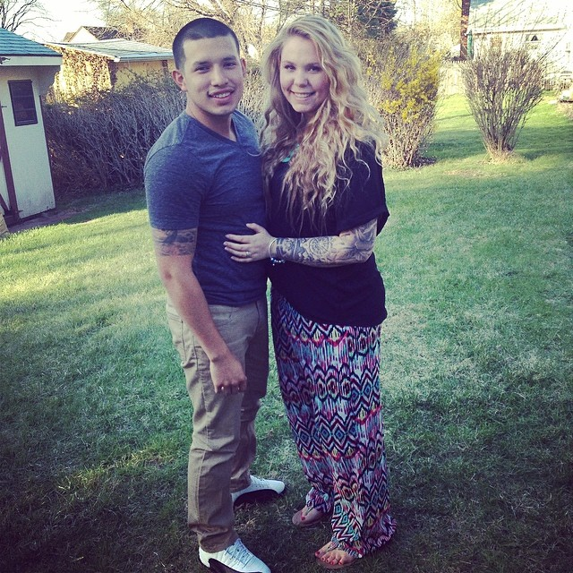 Kailyn Lowry and Javi Marroquin Are 'Finally in a Good Place' Coparenting
