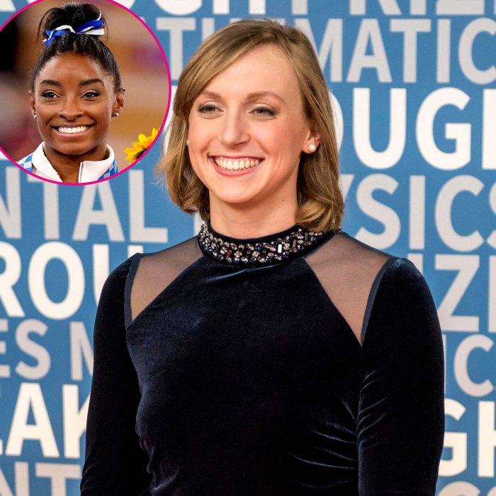 Katie Ledecky elogia la valentía de Simone Biles en medio de los altibajos de los Juegos Olímpicos