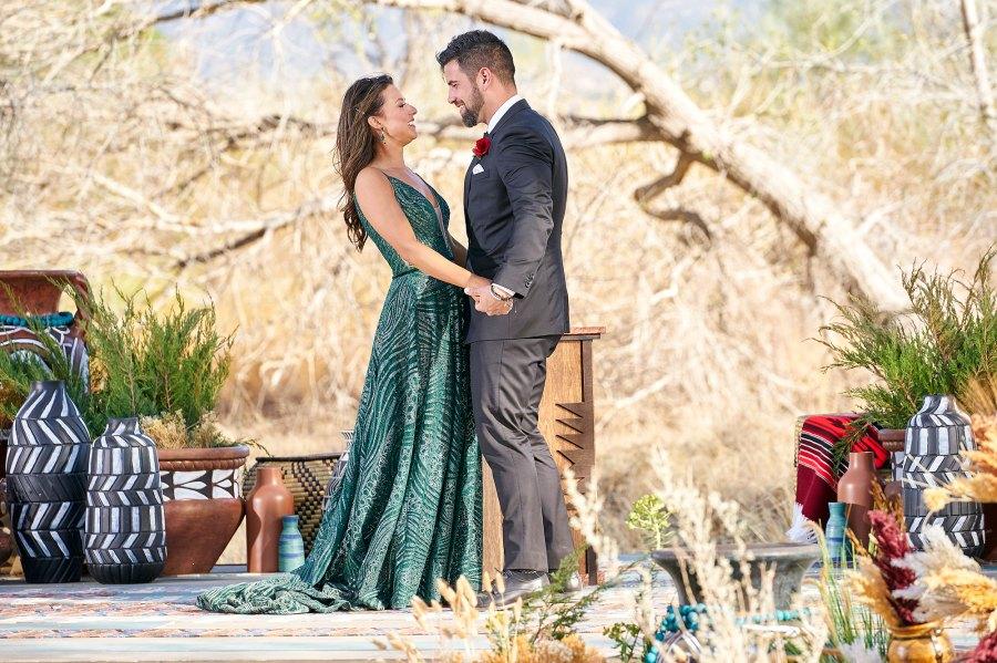 Katie Thurston Celebrates Blake Moynes as Bachelor Nation Has Mixed Feelings About Finale