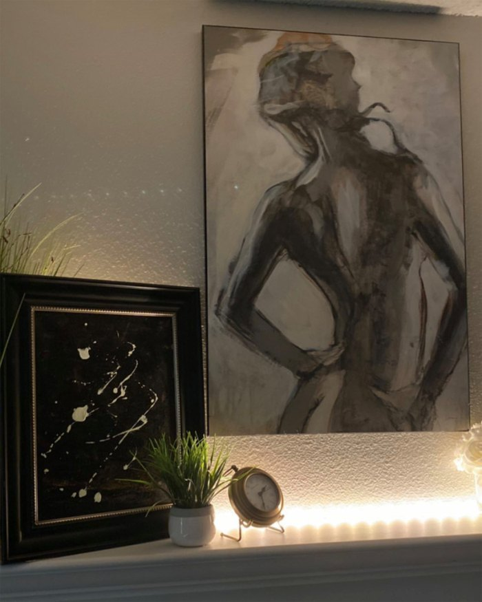 Katie Thurston muestra la pintura censurada de Blake Moynes 'Bachelorette', revela su contenido NSFW
