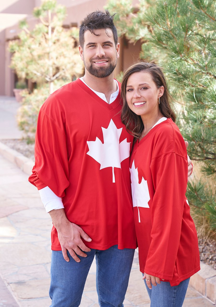 Katie Thurston and Blake Moynes Visit Canada Together After 'Bachelorette' Engagement: Pics