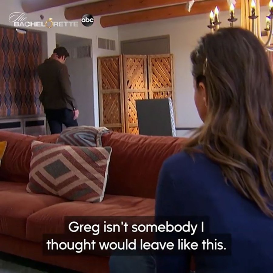 Katie Thurston and Greg Grippo Get Heated at After the Final Rose 3