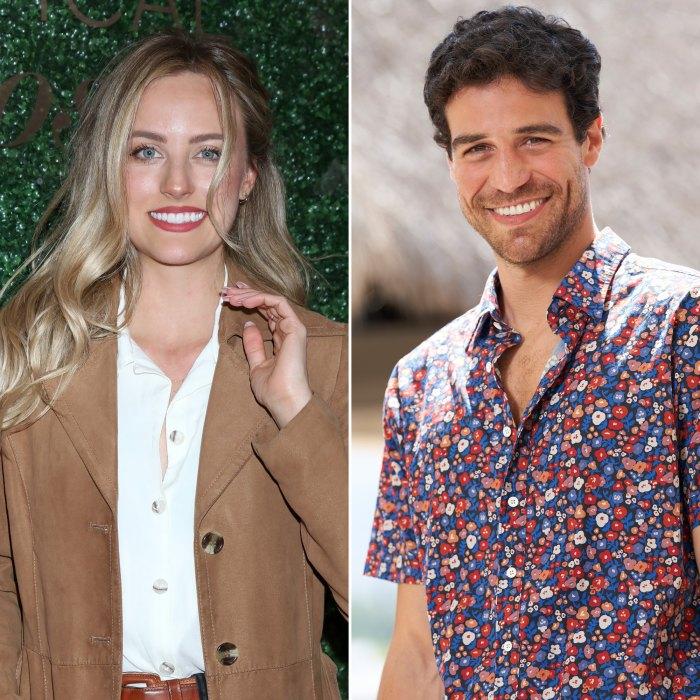 Kendall Long estaba buscando 'Cierre' y 'Listo para enamorarse de nuevo' en 'Bachelor in Paradise' después de la separación de Joe Amabile