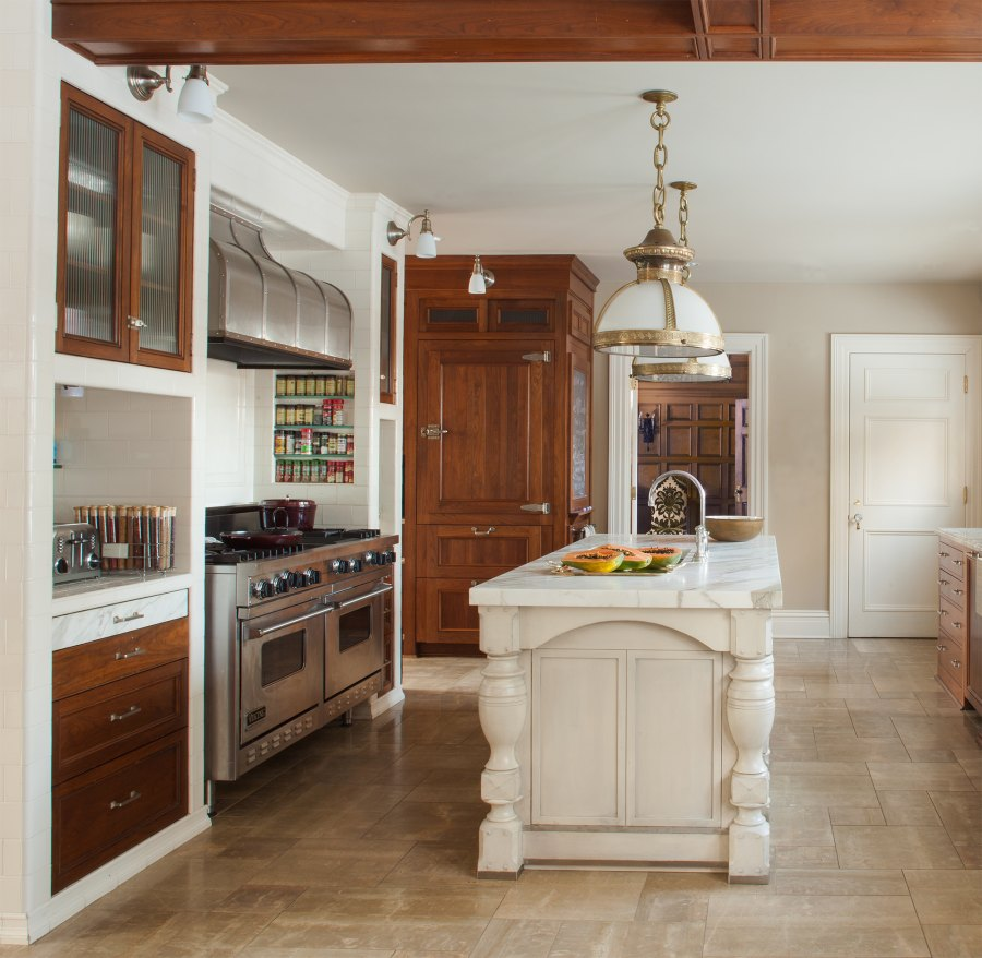 Kitchen Mick Hales Real Housewives of New York's Dorinda Medley Is Renting Out Her 18-Acres Blue Stone Manor