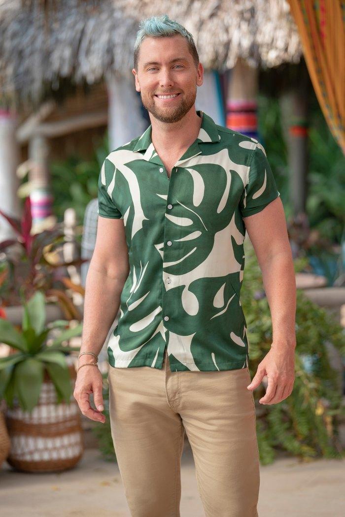 Lance Bass quedó 'sorprendido' por 'How Real Everything' en 'Bachelor in Paradise'