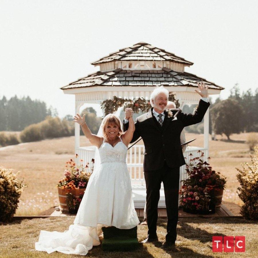 Little People Big World's Amy Roloff Marries Chris Marek