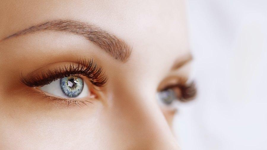 Long-Eyelashes-Stock-Photo