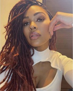 Meagan Good Opens Up About Hair Ignorance Ive Dealt With This Past 25 Years