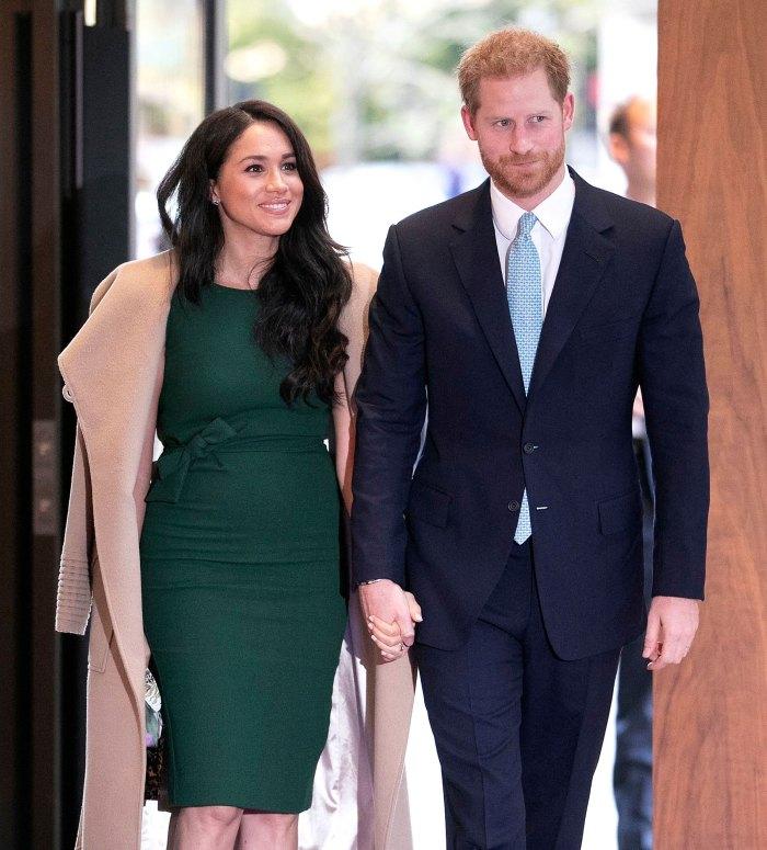 Celebración discreta del cumpleaños de Meghan Markle con el príncipe Harry