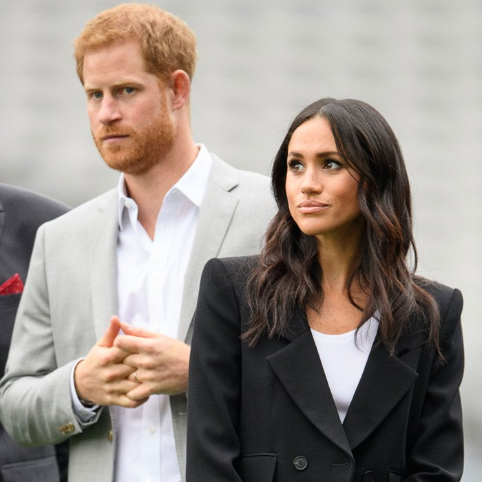 Meghan Markle and Prince Harry Support Women Fleeing Afghanistan