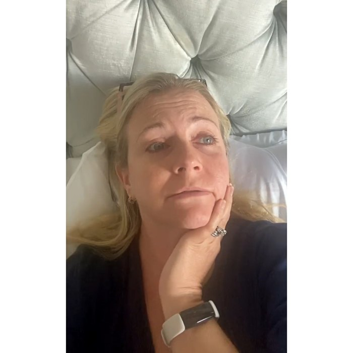 Melissa Joan Hart detalla el diagnóstico de coronavirus revolucionario después de vacunarse: 'Es difícil respirar'