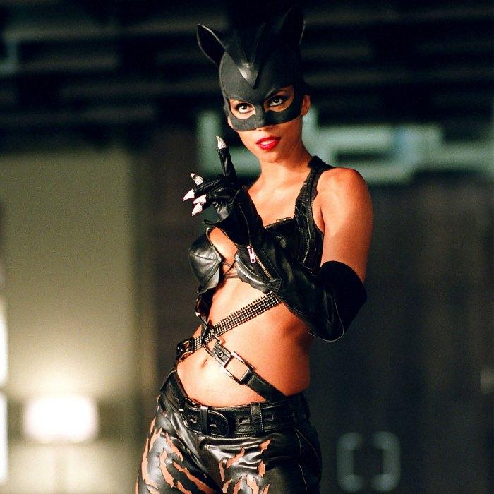 Money Maker!  Halle Berry dice que esta bomba fue una de sus catwoman de los 'mayores días de pago'