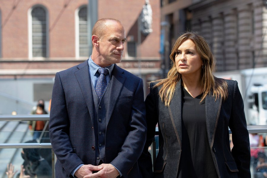 NBC Law & Order Organized Crime Fall TV Premiere Dates 2021
