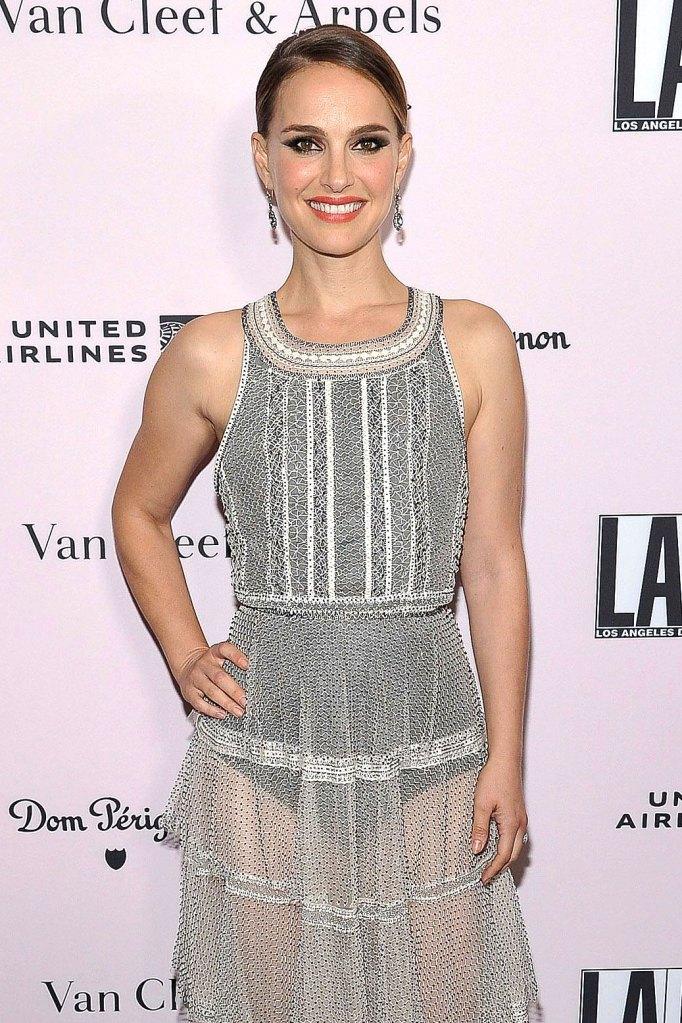 Natalie Portman Latest Miss Dior Fragrance Campaign Is a Floral Wonderland