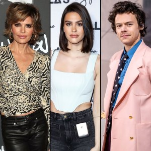 No Scott? Lisa Rinna Jokes She Wishes Daughter Amelia Was With Harry Styles