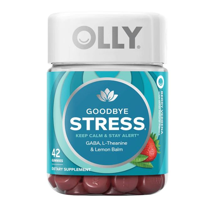 OLLY Adiós Stress Gummy