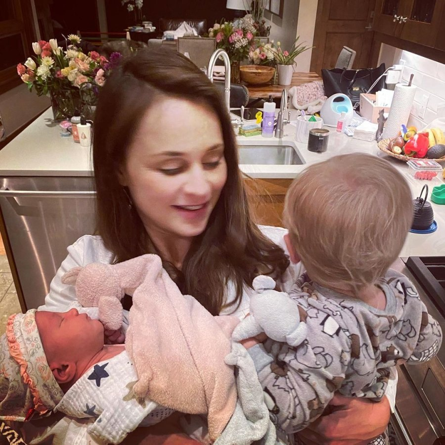 Olympian Sasha Cohen Gives Birth, Welcomes 2nd Baby With Geoffrey Lieberthal