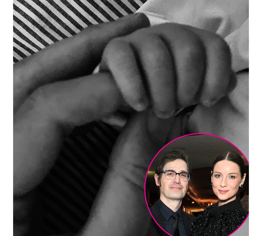 Outlander Caitriona Balfe Gives Birth Welcomes 1st Baby With Tony McGill 3